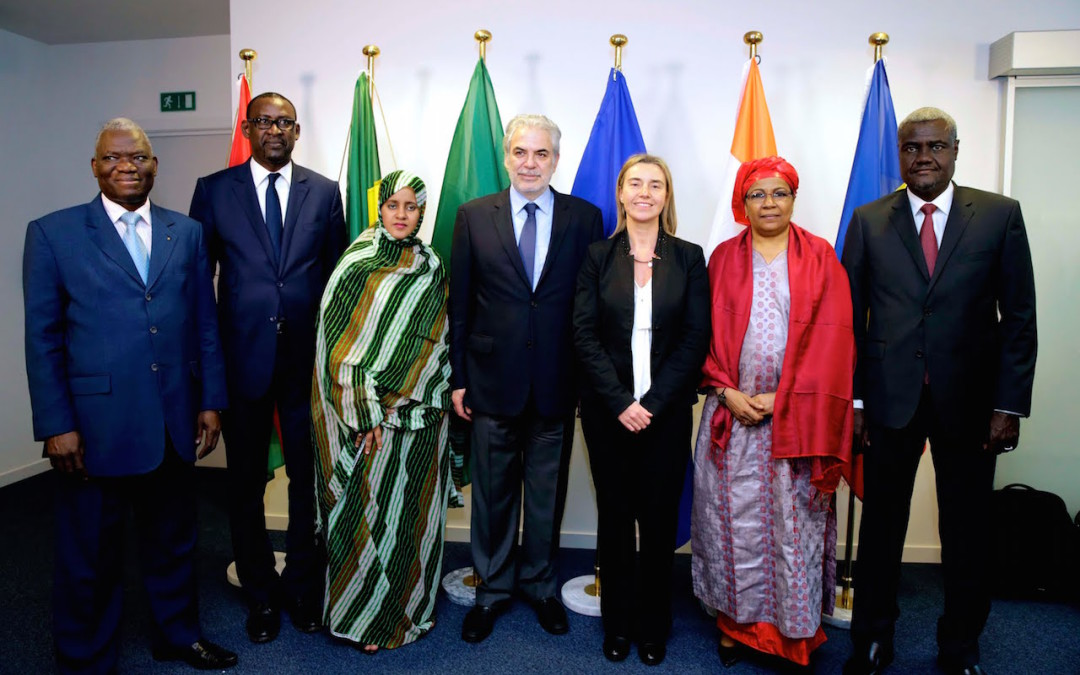 Working with Sahel: common challenges call for common answers