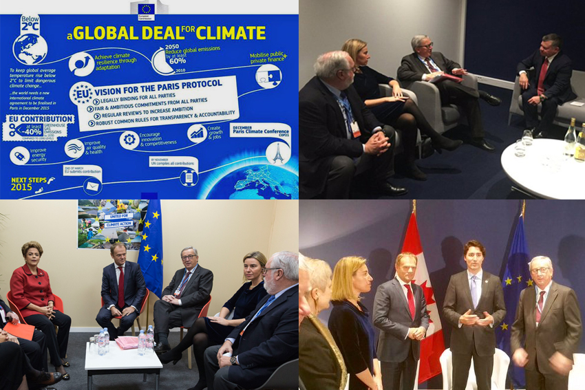 Turkey and COP21, working on our shared challenges