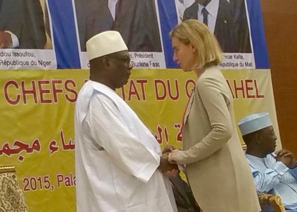 Europe at the G5 Sahel: terrorists want to divide us, we are more united