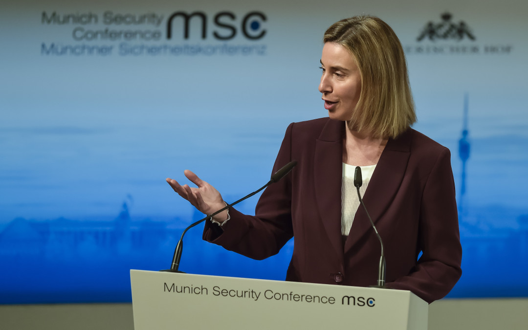 Three intense days at the Munich Security Conference