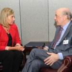 Visit by Federica Mogherini, Vice-President of the EC, to New-York