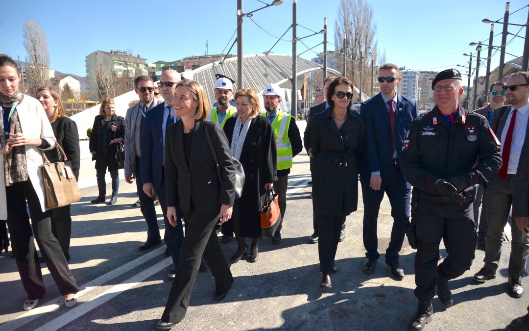 Mitrovica Bridge and the Balkans' future in the European Union