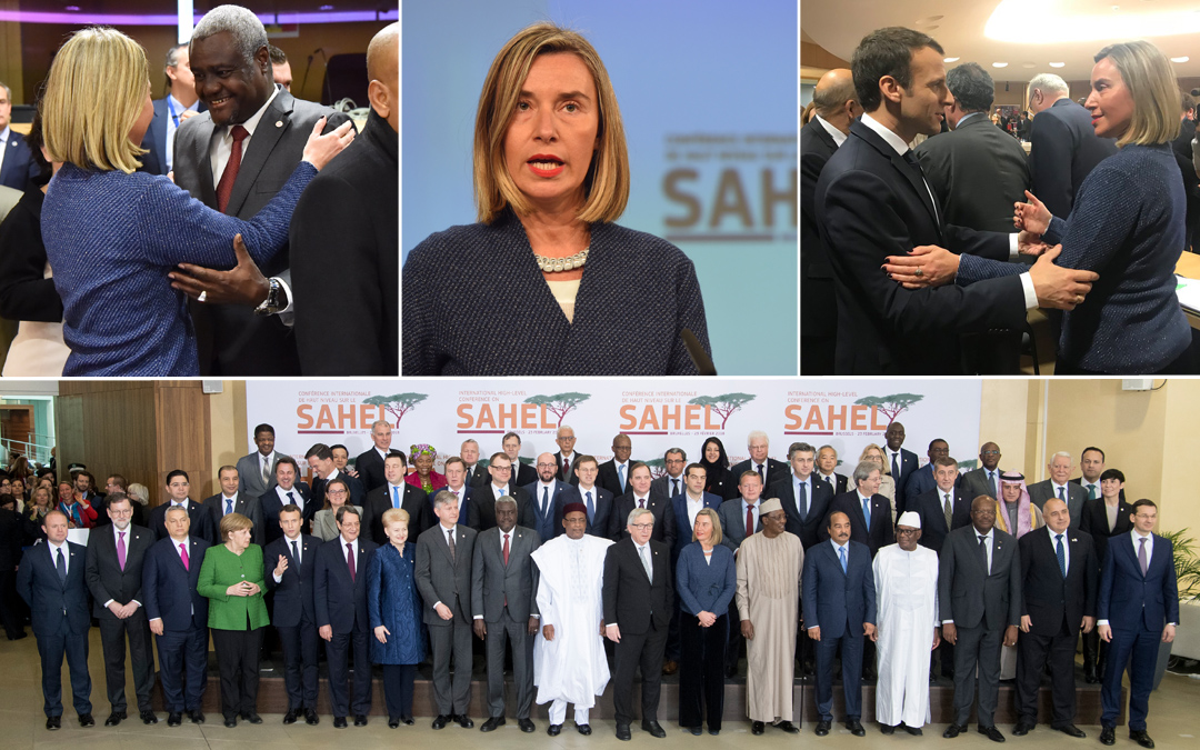 Together for the Sahel, and for our common security