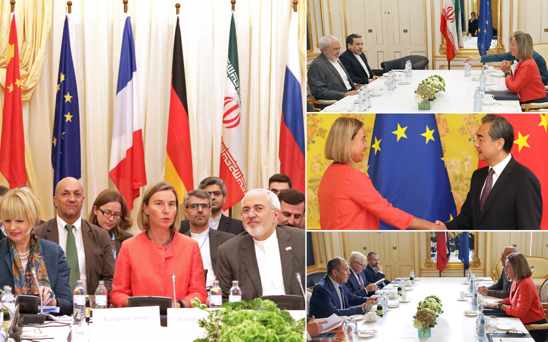 In Vienna, to save the deal with Iran