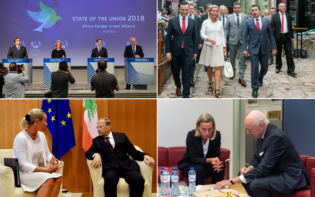 The State of the Union, from Strasbourg to Skopje