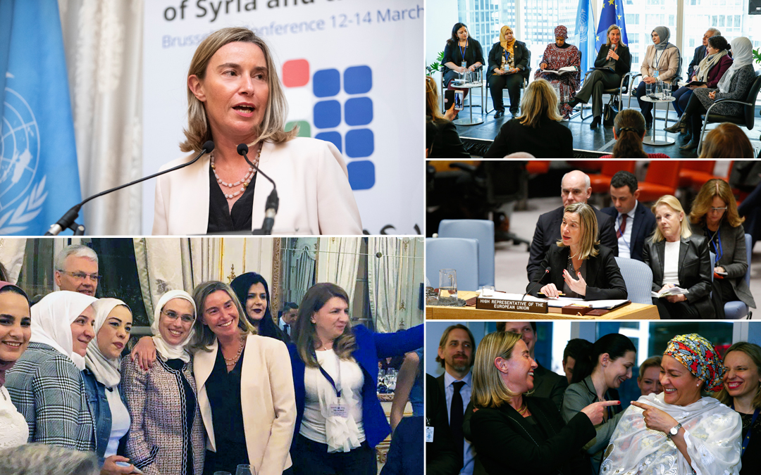 Why I am proud of the third Brussels Conference on the future of Syria